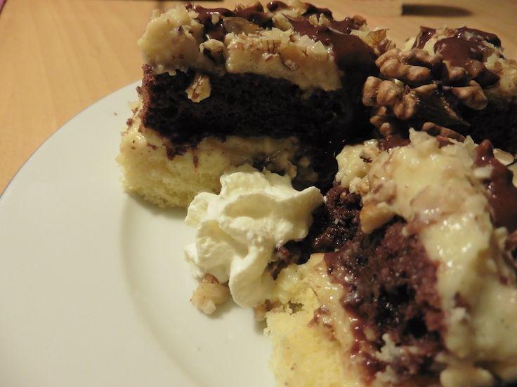 Rezept, Somlauer Nockerl, Schokolade, ungarische Küche