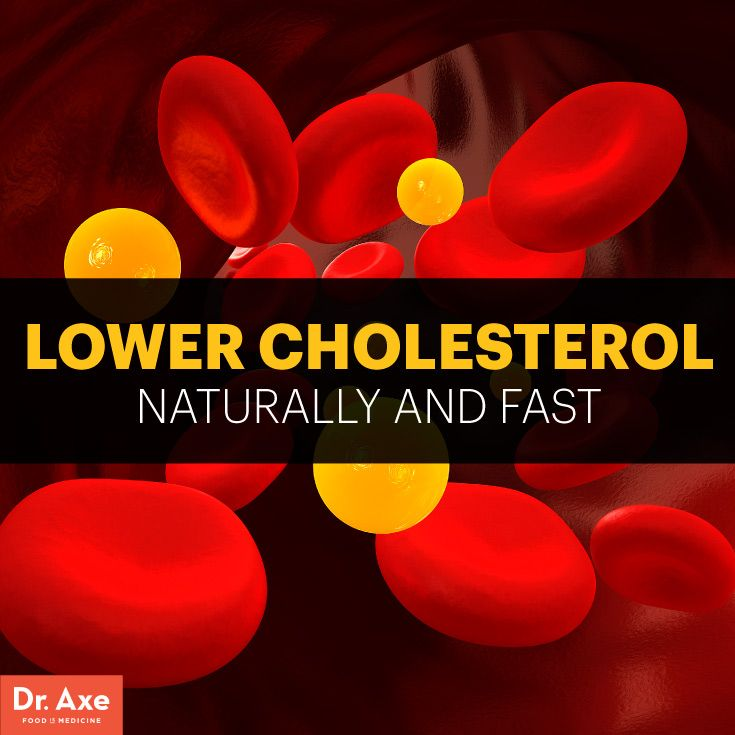 17 Ways to Lower Cholesterol Naturally and Fast - DrAxe