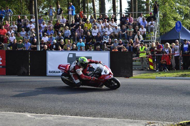 IRRC Imatra. No. 88 NAME: Jochem Van den Hoek NAT: NED TEAM: Performance Team Achterhoek BIKE: Kawasaki RACE 1: Place: 10. Laps: 10 Total time: 00:19:56.207(jumpstart + 20 sec) Difference: 53.608 Best lap time: 00:01:55.772 Best lap: 10 Speed: 148,971 Points: 6 RACE 2: Place: 6. Laps: 10 Total time: 00:19:18.439 Difference: 29.439 Best lap time: 00:01:54.466 Best lap: 4 Speed: 153,828 Points: 10  IRRC SBK Imatra 2016 total points: 16 pts (6.)  #IRRC #Imatra #RoadRacing #Imatranajot…