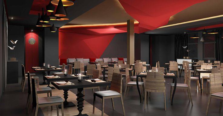 Origami Restaurant #h10oceancasadelmar #oceanbyh10hotels #oceanhotels #h10hotels #h10 #hotel #hotels