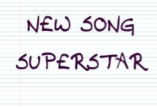 New Song! Check it out at:  http://madeforsou.com/2014/08/superstar.html