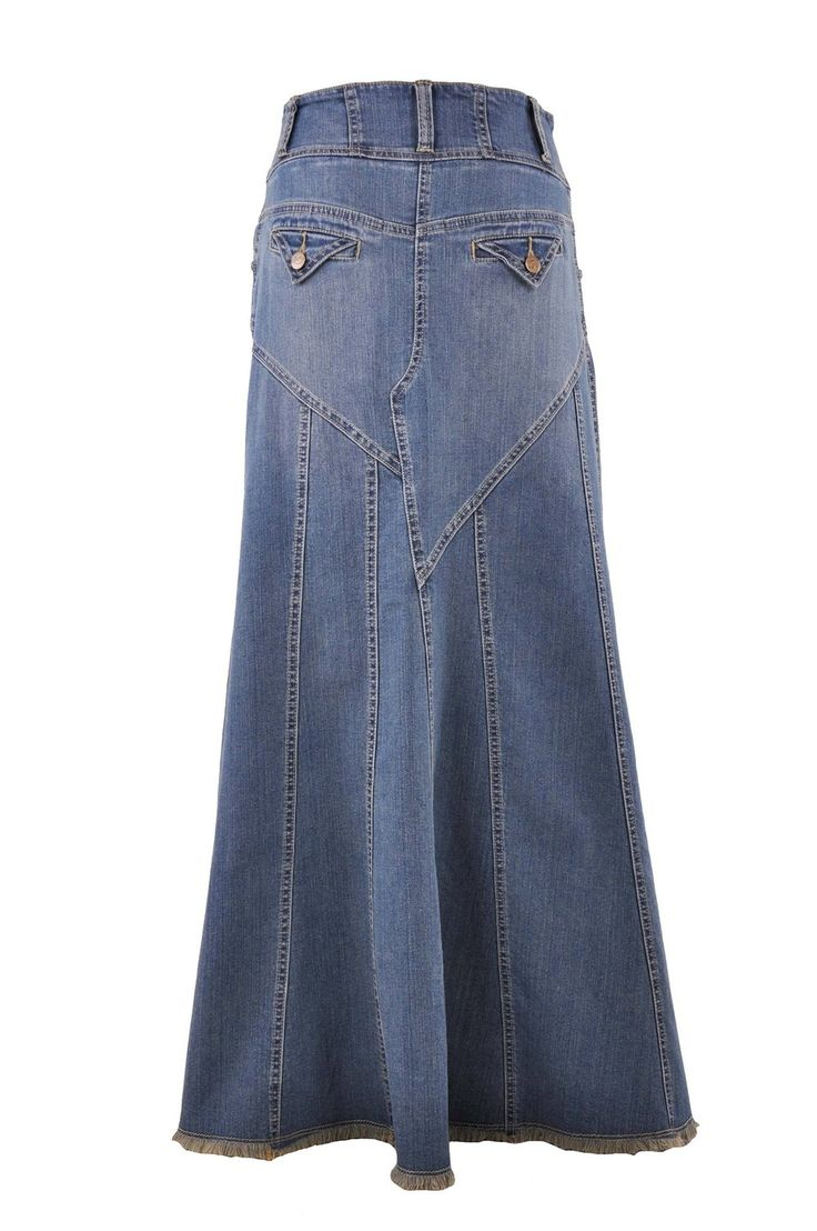 1000+ images about Denim Skirt on Pinterest | Woman clothing Junya watanabe and Denim mini skirt