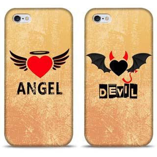 Angle And Devil