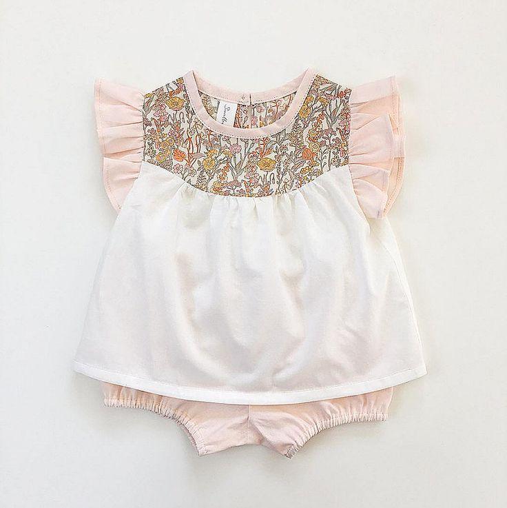 Swallow's Return: The Sweetest Dresses, Blouses & Bloomers   Serene Bohemian   Fresh Boho Style & Handmade Finds