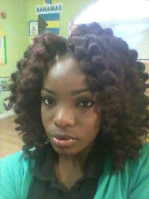 Crochet braids... BEST protective style ever! No snagging, pain free ...