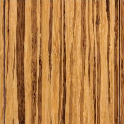 Home Legend Take Home Sample Strand Woven Tiger Stripe Bamboo Flooring 5 In X 7 In Bamboo Flooring Flooring Wood