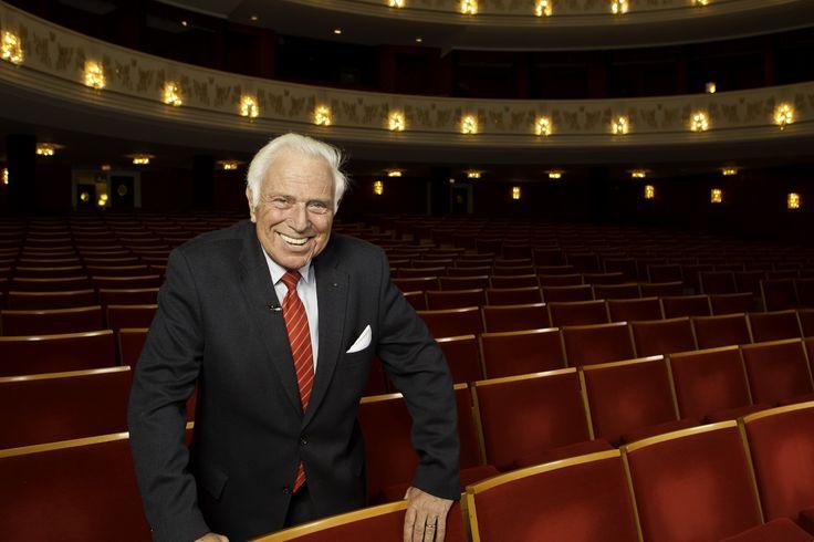 Ioan Holender la Wiener Staatsoper