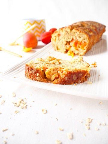 Gâteau vitalité aux abricots V. Cheneau - Création et Stylisme Culinaire