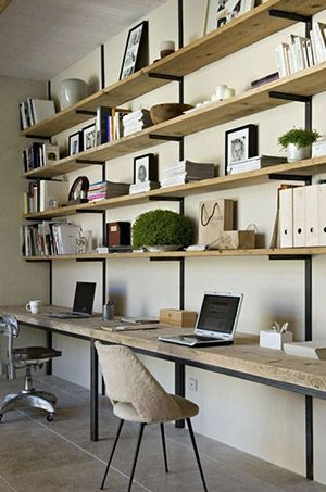 bibliotheque bureau