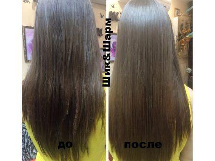 Кератиновое выпрямление и восстановление волос, ботокс для волос, полировка.   Tyumen Style