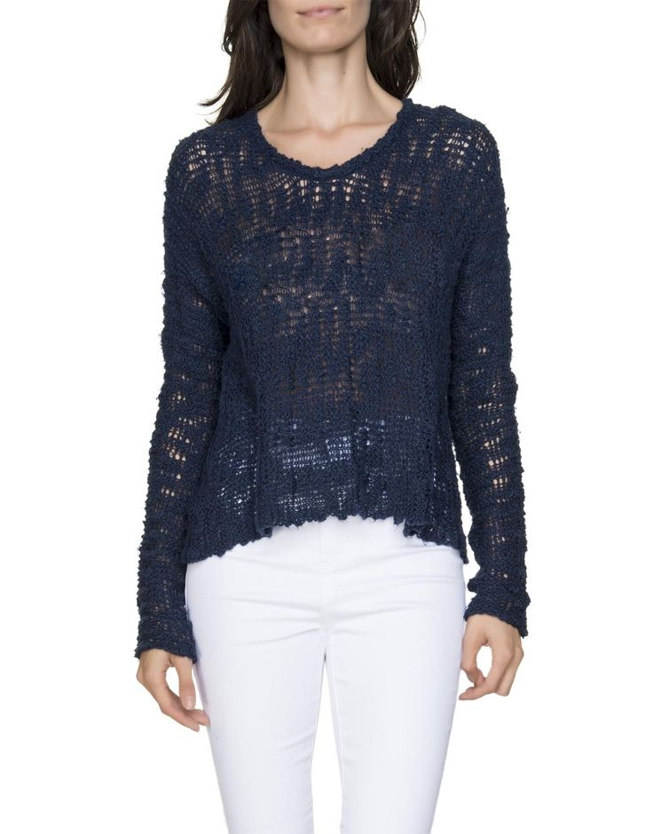 Cutout Knit Pullover | Woolworths.co.za