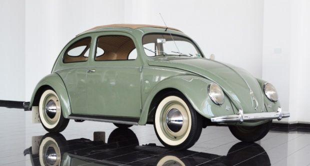 1951 vw beetle ragtop split window split oval beetles for 1951 volkswagen split window