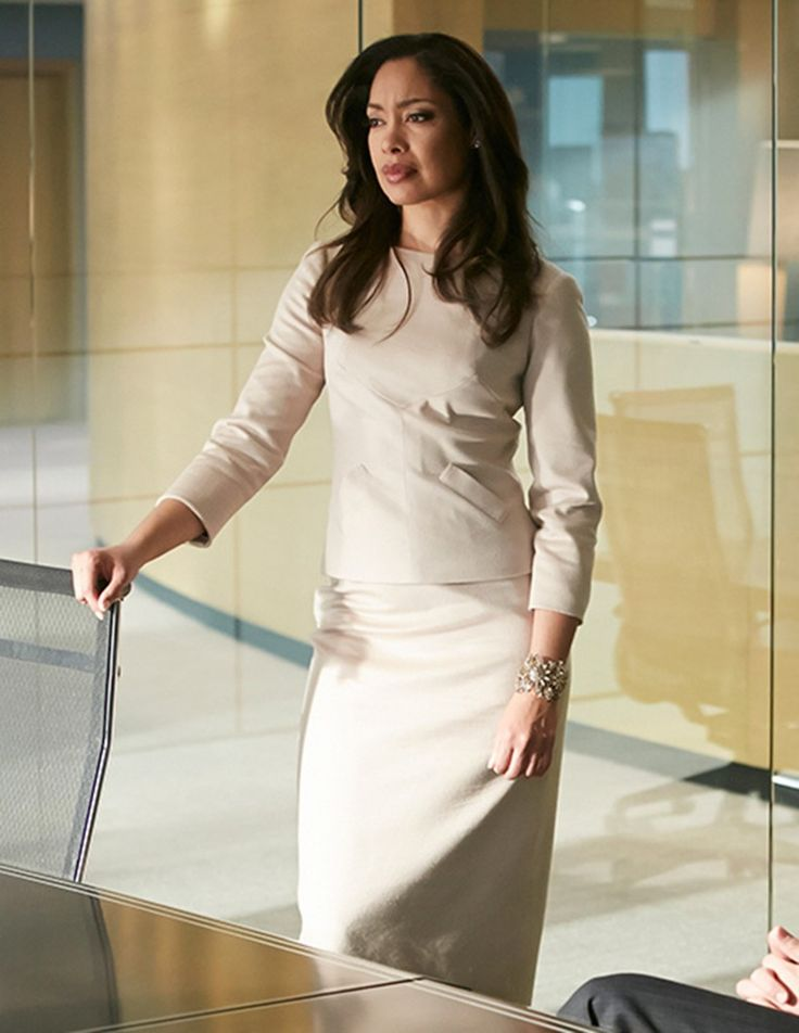 Gina Torres as Jessica Pearson in 'Suits'.