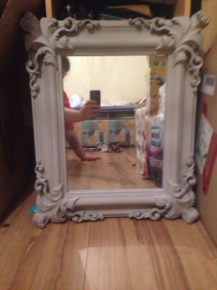 Old style mirror (living room )