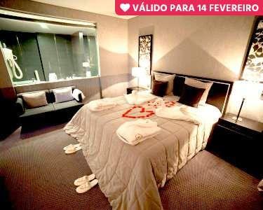 Alambique de Ouro Hotel Resort & Spa 4* - Fundão | Noite S. Valentim & Spa