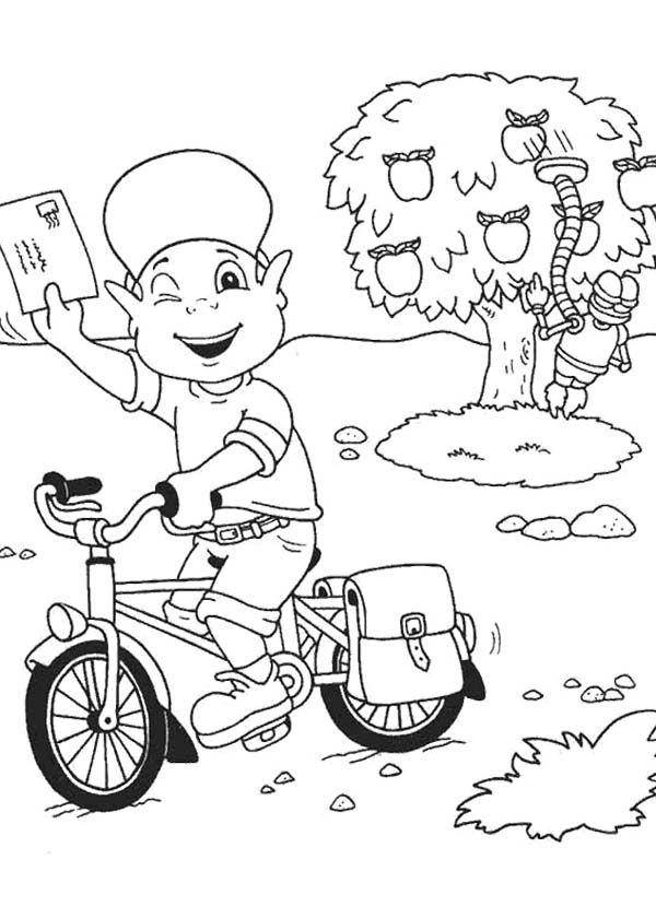 10 best Adiboo Coloring Page images on Pinterest