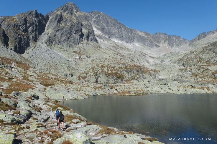 Tatra National Park in Slovakia