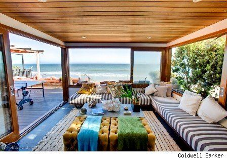 Pictures of inside of beach houses