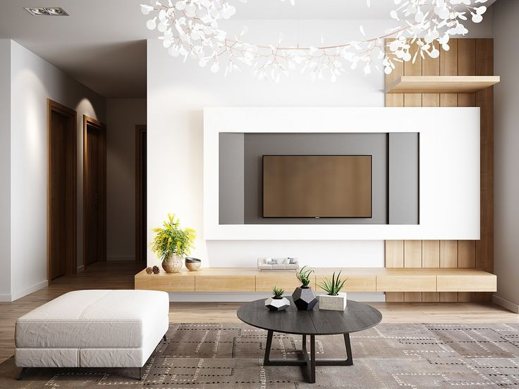 Apartment | Living space on Behance