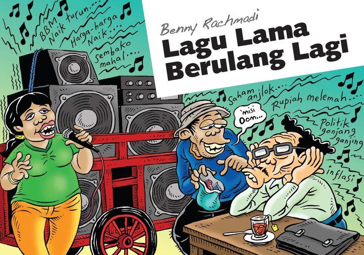 Lagu Lama Berulang Lagi by Benny Rachmadi. Published on 29 June 2015.