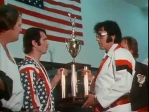 Elvis Presley Gladiators Project 1974 - YouTube