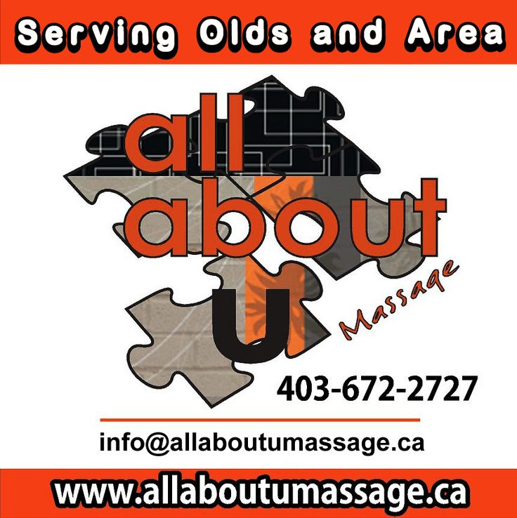 All about U massage signage details