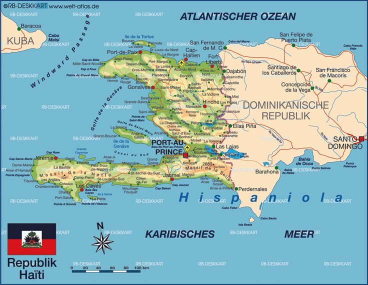 haiti and jamaica relationship with other countries