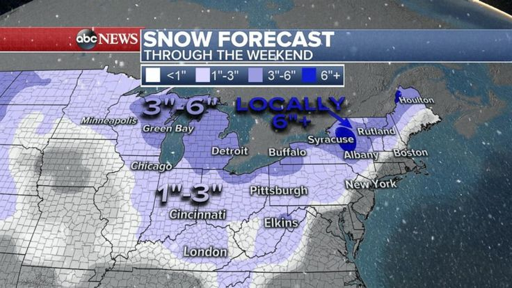 A developing system in the central U.S. brought light snow Saturday to parts of the upper Midwest, including Minnesota, Wisconsin, Iowa and Michigan. Snowfall totals have been generally light from Minnesota to southern Michigan with 1 inch to 3 inches in general falling in the aforementioned areas....