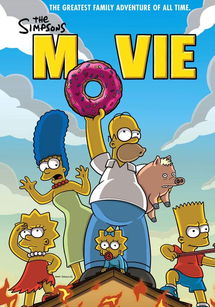 Los Simpson (La Película) - The Simpsons (The Movie) 2007