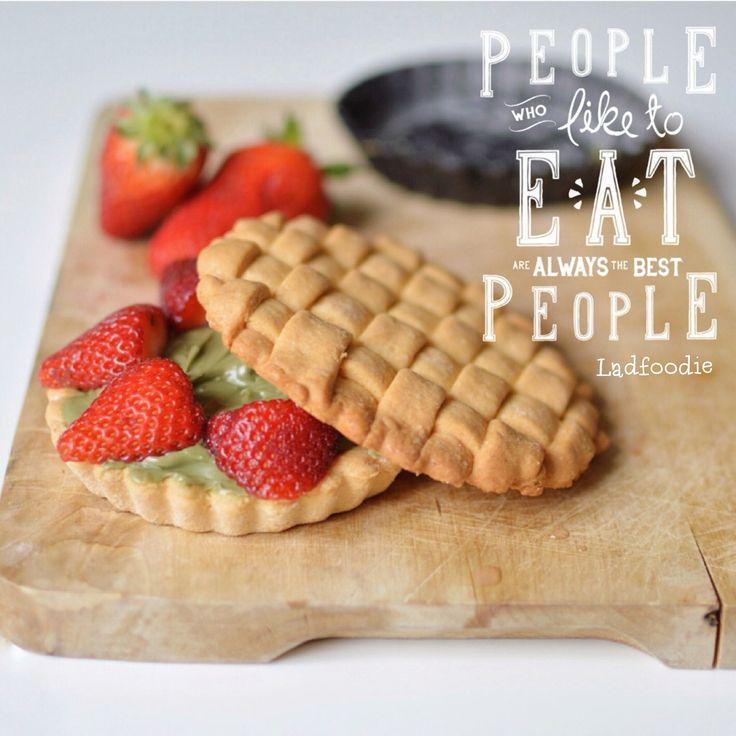 Le mie crostatine intrecciate #ladfoodie #crostatine #frolla