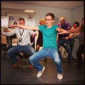 Teambuilding workshop theatersport