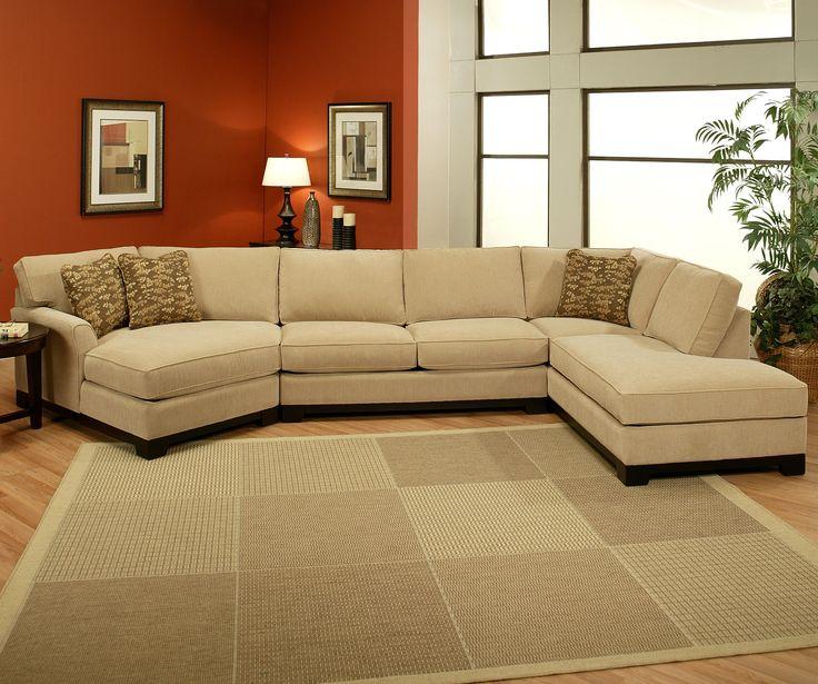 Best 25  Chaise sofa ideas on Pinterest . Chaise Living Room. Home Design Ideas