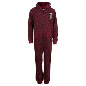 Super smart bordeaux buksedragt fra Kids-Up - Rumba Jumpsuit.