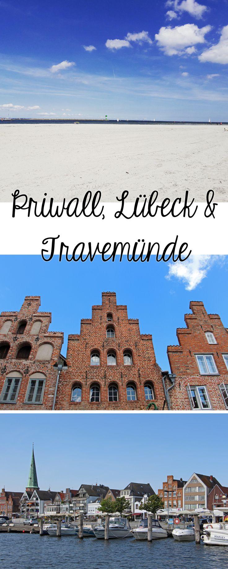 Urlaub an der Ostsee - Tipps für den Priwall, Lübeck und Travemünde