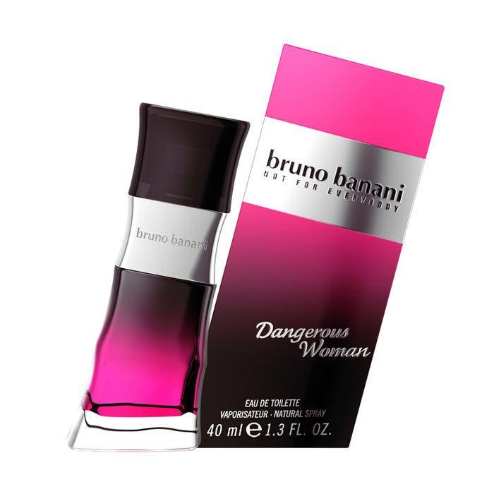 Dangerous Woman Bruno Banani Parfym | Nordicfeel