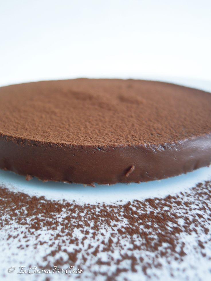 torta al cioccolato senza cottura - ricetta
