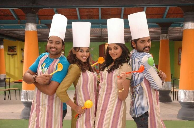 Kalakalappu Movie - Shiva, Oviya Helen, Anjali, vimal