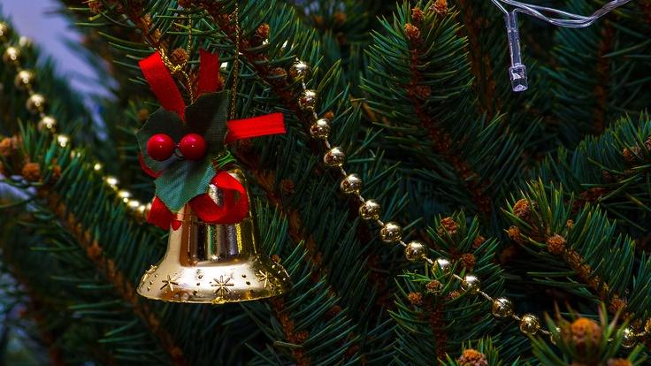 Christmas ornament - bell