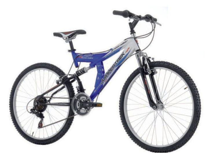 Διαγωνισμός: Κέρδισε ένα ποδήλατο JUMPERTREK FREERIDER
