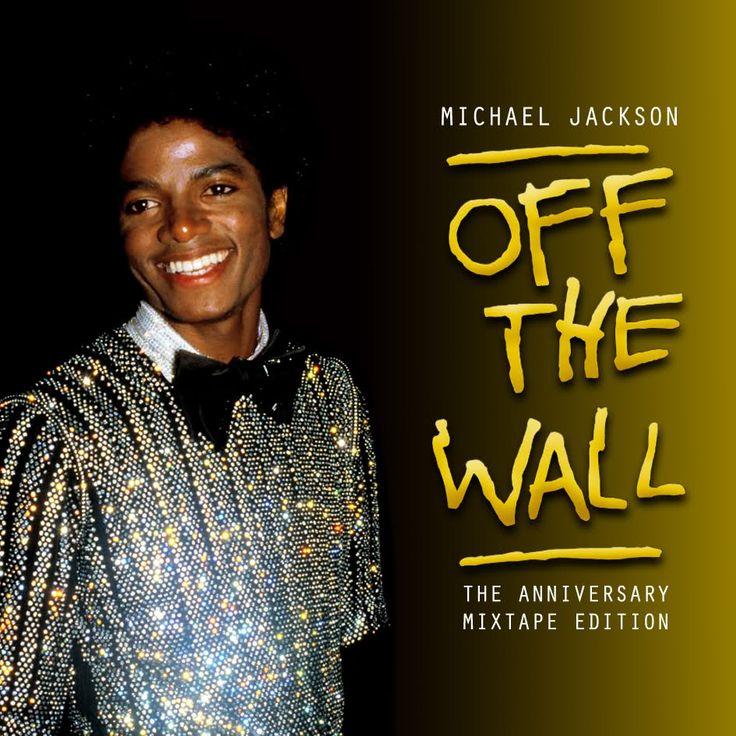"michael jackson off the wall | CD - Michael Jackson Off The Wall ""The Anniversary MixTape Edition"""