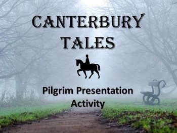 "canterbury tales modern pilgrim We are calling our pilgrimage ""canterbury tales,"" a modern version of an ancient  pilgrimage from london to canterbury to take place july 22."