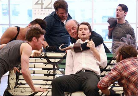 Matthew Morrison Is Finding Neverland; Broadway Performances Begin Tonight - Playbill.com