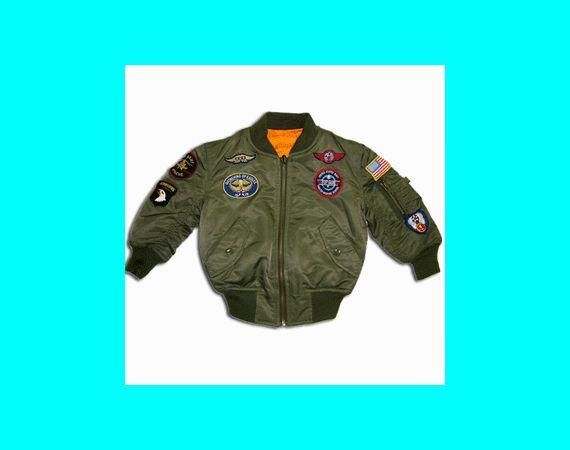 8 best Ma-1 flight jackets images on Pinterest | Barre, Bomber ...