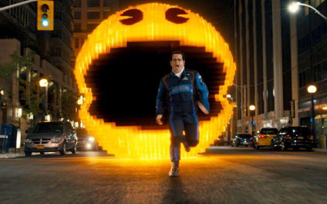 Tanti auguri Pac-Man! Da luglio debutto in sala con Pixels #pacman #pixals #cinema #film #retrogame