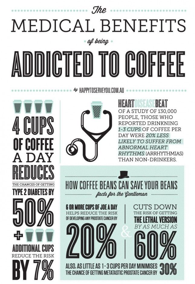 These Are the Many Healthy Benefits of Being Addicted to Coffee