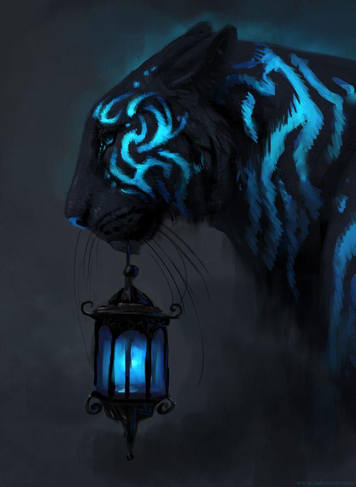 Jade Mere - Blue