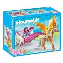 Playmobil - Princess with Pegasus Carriage (5143)