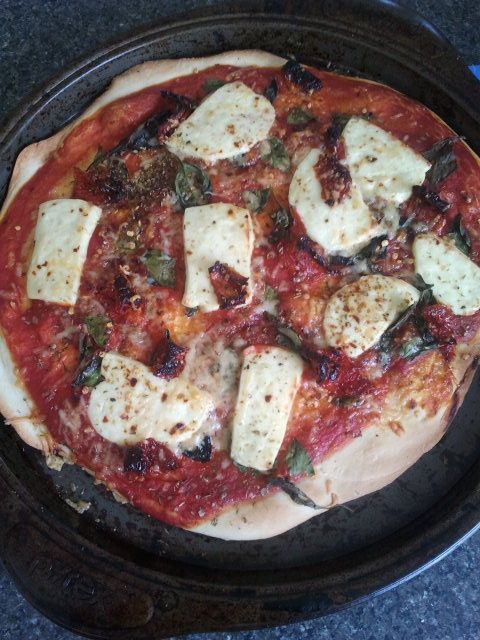 Mummy's Undeserved Blessings: Weekend Cookbook: Never Buy Pizza Bases Again!!