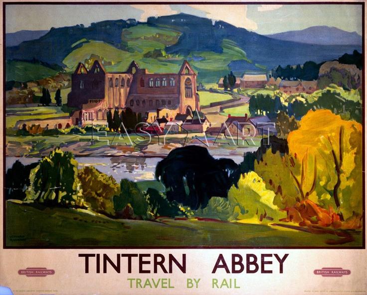 Tintern Abbey - National Railway Museum