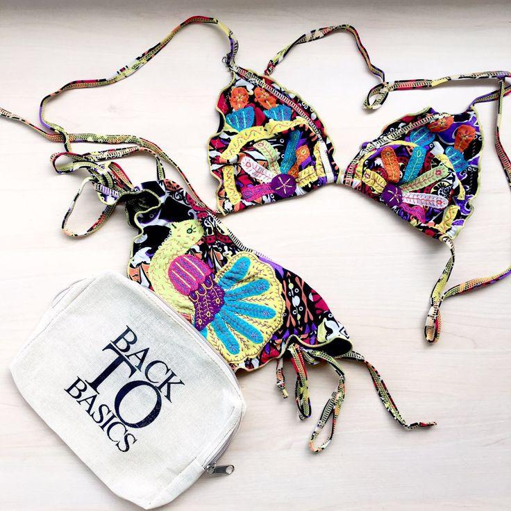 Eco-bag & bikini. #ecobag